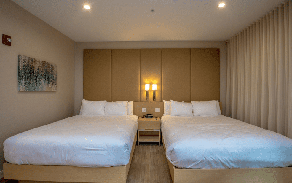 Chandler Luxury Studio Suite with two beds