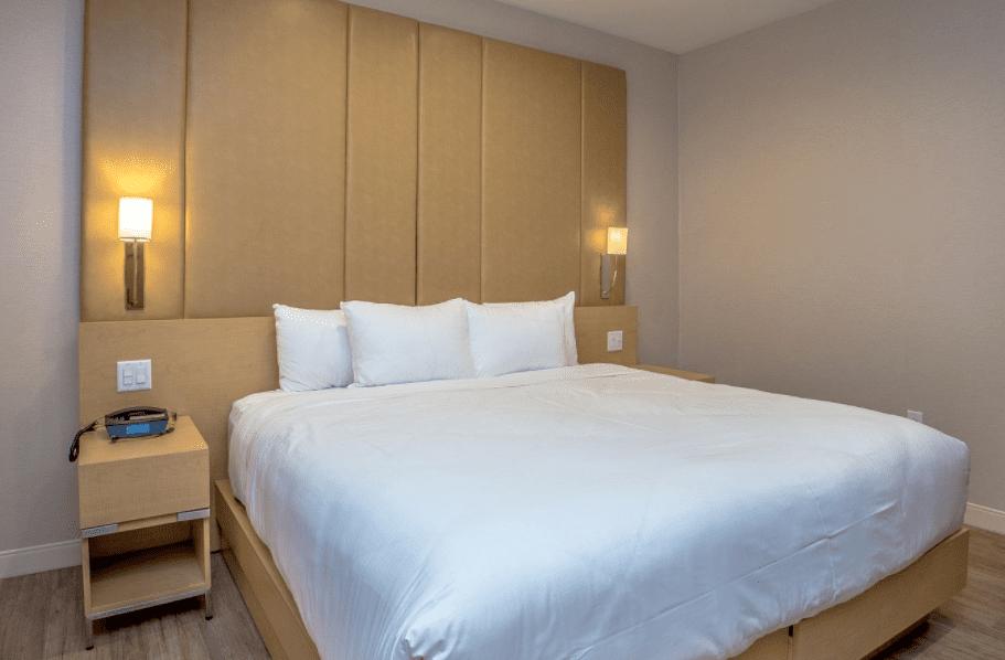Chandler Three Room Granite Suite Bedroom