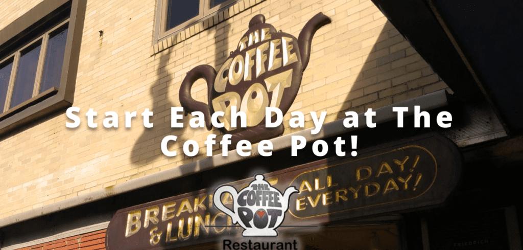 The Coffee Pot Restaurant